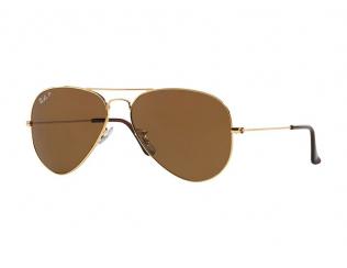 Pilot / Aviator sončna očala - Ray-Ban AVIATOR LARGE METAL RB3025 - 001/57
