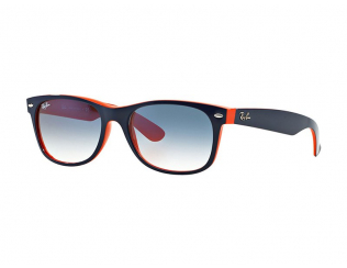 Classic Way sončna očala - Ray-Ban NEW WAYFARER RB2132 - 789/3F