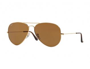 Moška sončna očala - Ray-Ban AVIATOR LARGE METAL RB3025 - 001/33