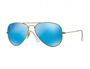 Moška sončna očala - Ray-Ban RB3025 - 112/4L AVIATOR LARGE METAL