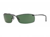 Pravokotna sončna očala - Ray-Ban  TOP BAR RB3183 - 004/71