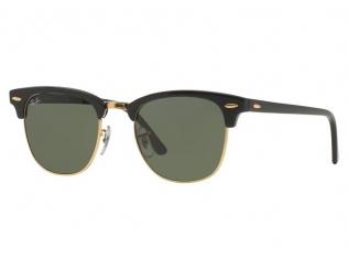 Browline sončna očala - Ray-Ban CLUBMASTER RB3016 - W0365