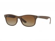 Wayfarer sončna očala - Ray-Ban RB4207 - 6033T5