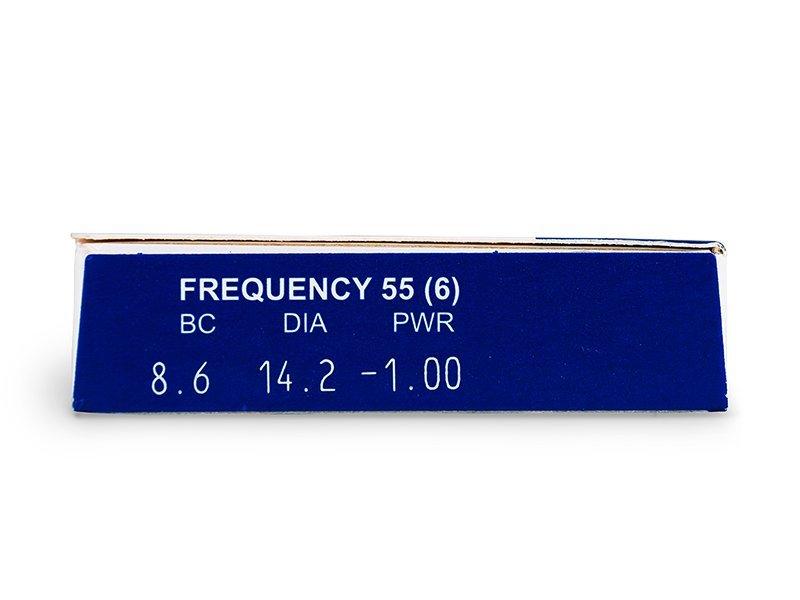 Frequency 55 (6 leč) - Predogled lastnosti