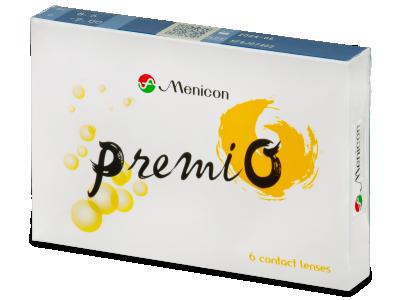 Menicon PremiO (6 leč) - 14 dnevne kontaktne leče