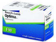 Kontaktne leče Bausch and Lomb - Optima FW (4 leče)
