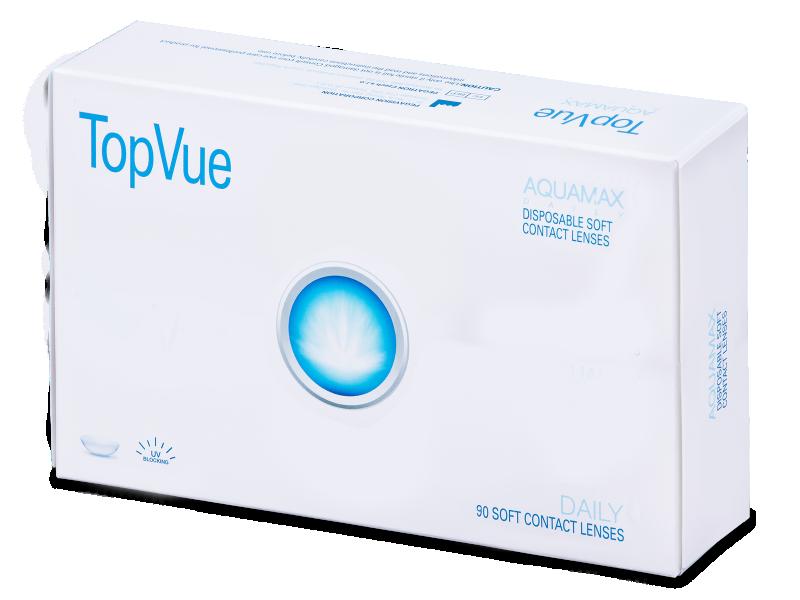 TopVue Daily (90 leč) - Dnevne kontaktne leče