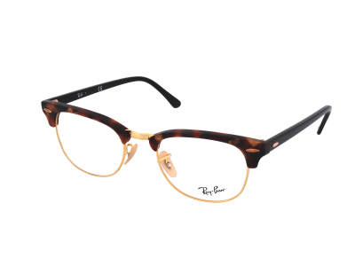 Ray-Ban RX5154 - 5494 Clubmaster Fleck Optics