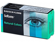 Kontaktne leče Bausch and Lomb - SofLens Natural Colors - z dioptrijo (2 leči)