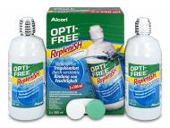Kontaktne leče Alcon - Tekočina OPTI-FREE RepleniSH 2x300ml