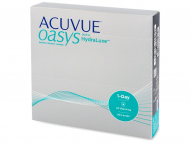 Kontaktne leče Johnson and Johnson - Acuvue Oasys 1-Day (90 leč)