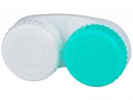 Dodatna oprema za leče - Škatlica za leče zeleno-bela