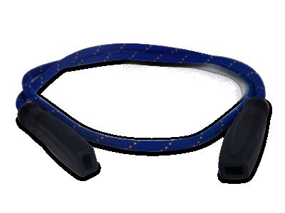 Modra EC vrvica za očala