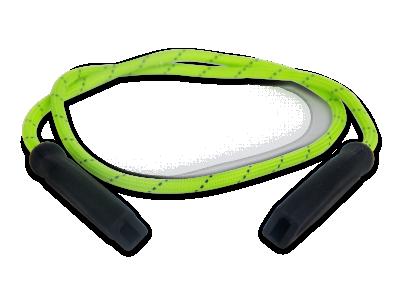 Zelena EC vrvica za očala