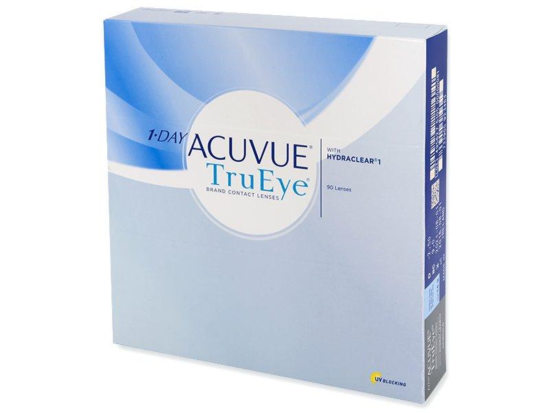 1 Day Acuvue TruEye (90leč) - Dnevne kontaktne leče