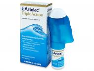 Kapljice za oči - Kapljice za oči Artelac TripleAction 10 ml