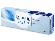 Dnevne kontaktne leče - 1 Day Acuvue TruEye (30leč)