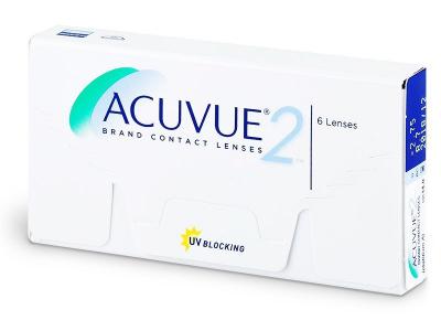 Acuvue 2 (6leč) - 14 dnevne kontaktne leče
