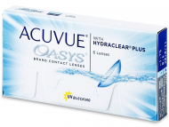 Kontaktne leče Johnson and Johnson - Acuvue Oasys (6 leč)