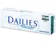 Dnevne kontaktne leče - Focus Dailies Toric (30leč)