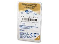 Frequency 55 Aspheric (6leč) - Predogled blister embalaže