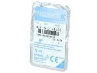 FREQUENCY XC (6leč) - Predogled blister embalaže
