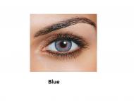 FreshLook ColorBlends - z dioptrijo (2leči) - Modra