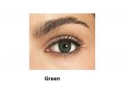 FreshLook ColorBlends - z dioptrijo (2leči) - Zelena