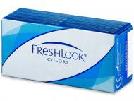 Kontaktne leče Alcon - FreshLook Colors - z dioptrijo (2leči)