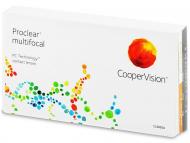 Progresivne kontaktne leče - Proclear Multifocal (3leče)