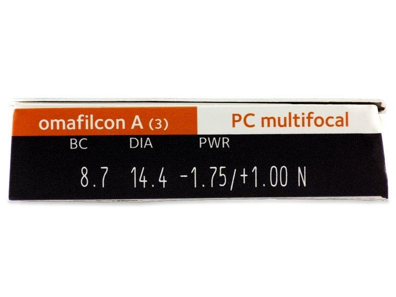 Predogled lastnosti - Proclear Multifocal (3leče)