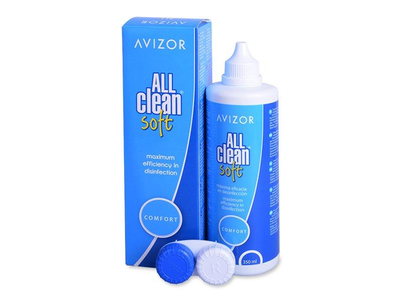Tekočina za čiščenje - Tekočina Avizor All Clean Soft 350 ml