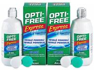 Paketi tekočin za kontaktne leče - Tekočina OPTI-FREE Express 2x355ml