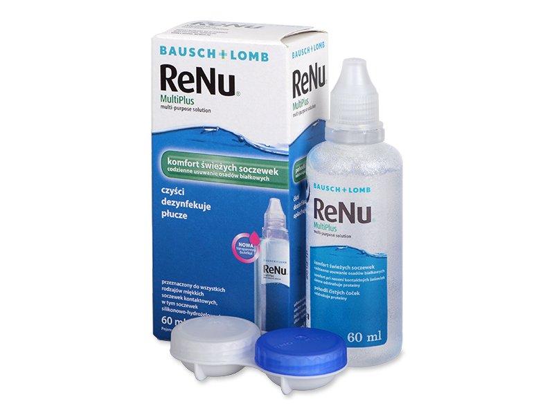 Tekočina za čiščenje - ReNu MultiPlus 60ml
