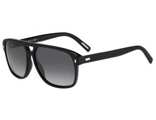 Pravokotna sončna očala - Dior Homme BLACK TIE 165/S 807/WJ