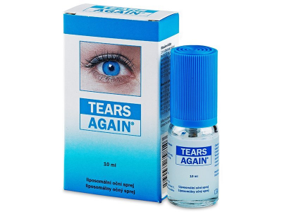 Sprej za oči Tears Again 10 ml