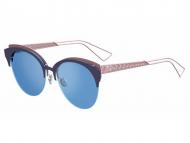 Extravagant sončna očala - Dior DIORAMA CLUB FBX/A4
