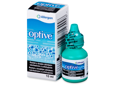 Kapljice za oči OPTIVE 10 ml