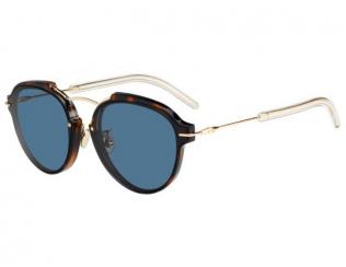 Okrogla sončna očala - Christian Dior DIORECLAT UGM/72