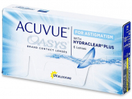 Johnson and Johnson - Acuvue Oasys for Astigmatism (6 leč)