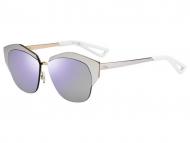 Extravagant sončna očala - DIOR MIRRORED D4W/DC