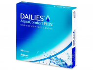 Dnevne kontaktne leče - Dailies AquaComfort Plus (90leč)