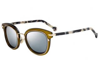 Okrogla sončna očala - DIOR ORIGINS 2 1ED/T4