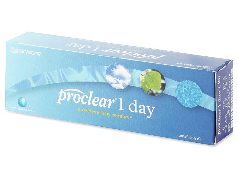 Starejši dizajn - Proclear 1 Day (30leč)