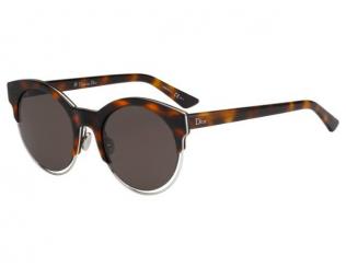 Okrogla sončna očala - DIOR SIDERAL 1 J6A/NR