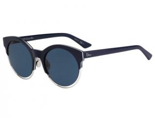 Okrogla sončna očala - DIOR SIDERAL 1 J6C/KU