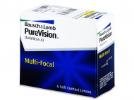 Bausch and Lomb - PureVision Multi-Focal (6 leč)