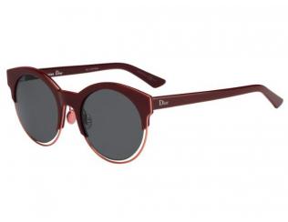 Okrogla sončna očala - DIOR SIDERAL 1 RMD/BN
