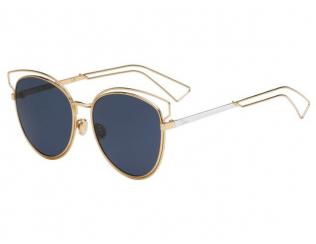 Okrogla sončna očala - Christian Dior DIORSIDERAL2 J9H/KU