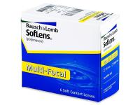SofLens Multi-Focal (6leč) - Multifokalne kontaktne leče